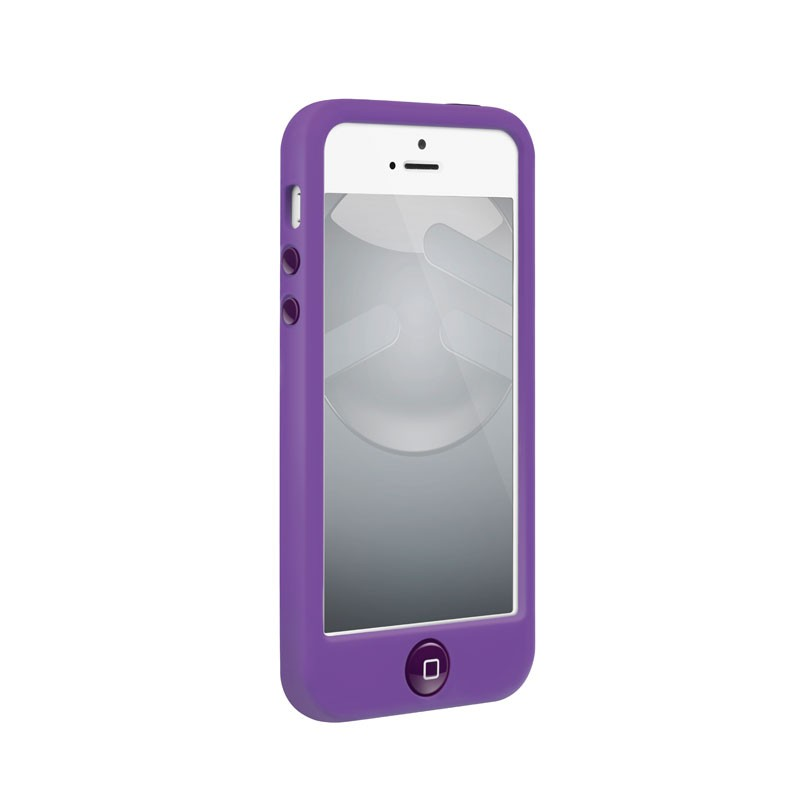 Switcheasy Silicon Colors iPhone 5 (purple) 01