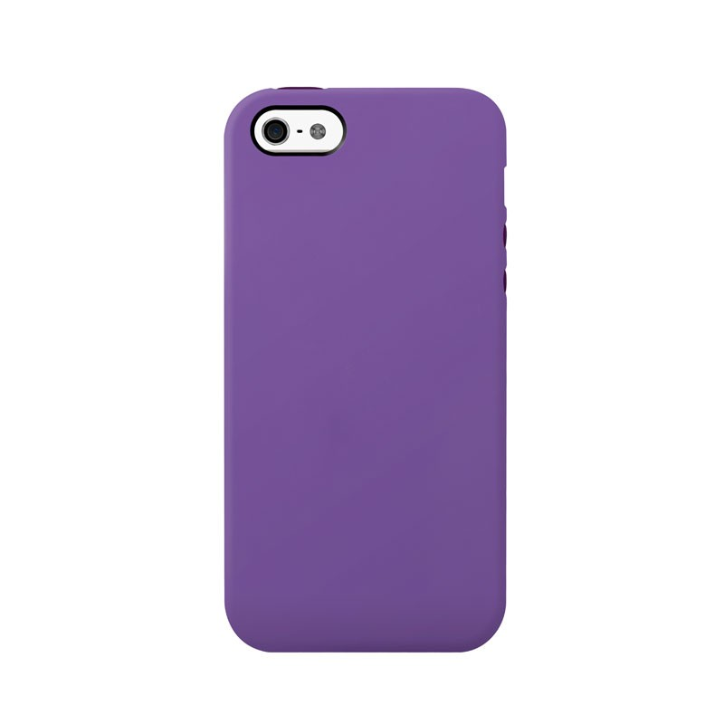Switcheasy Silicon Colors iPhone 5 (purple) 02