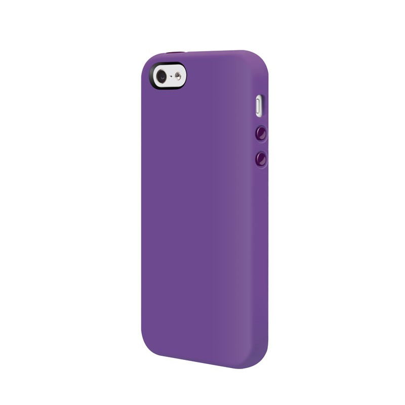 Switcheasy Silicon Colors iPhone 5 (purple) 04