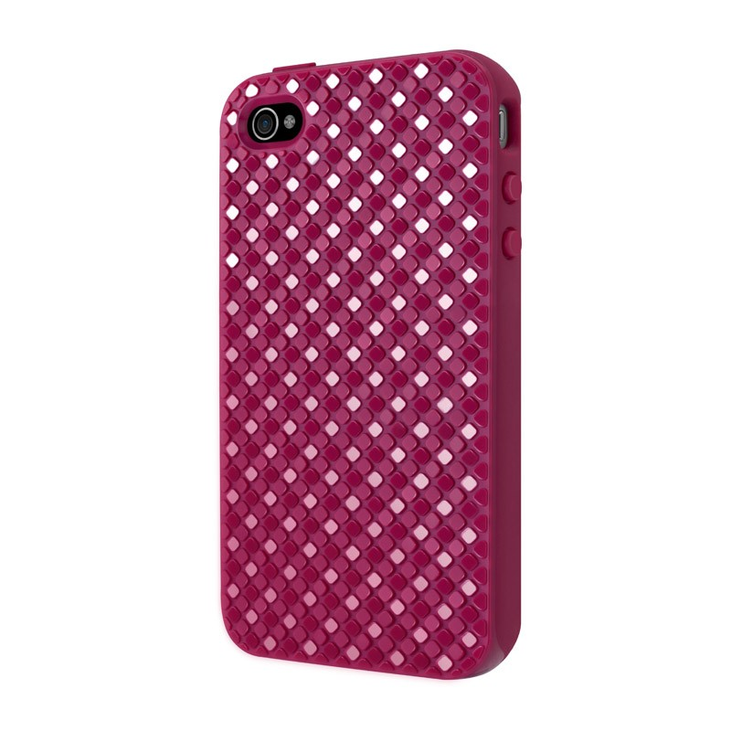 SwitchEasy Glitz iPhone 4(S) Pink - 3