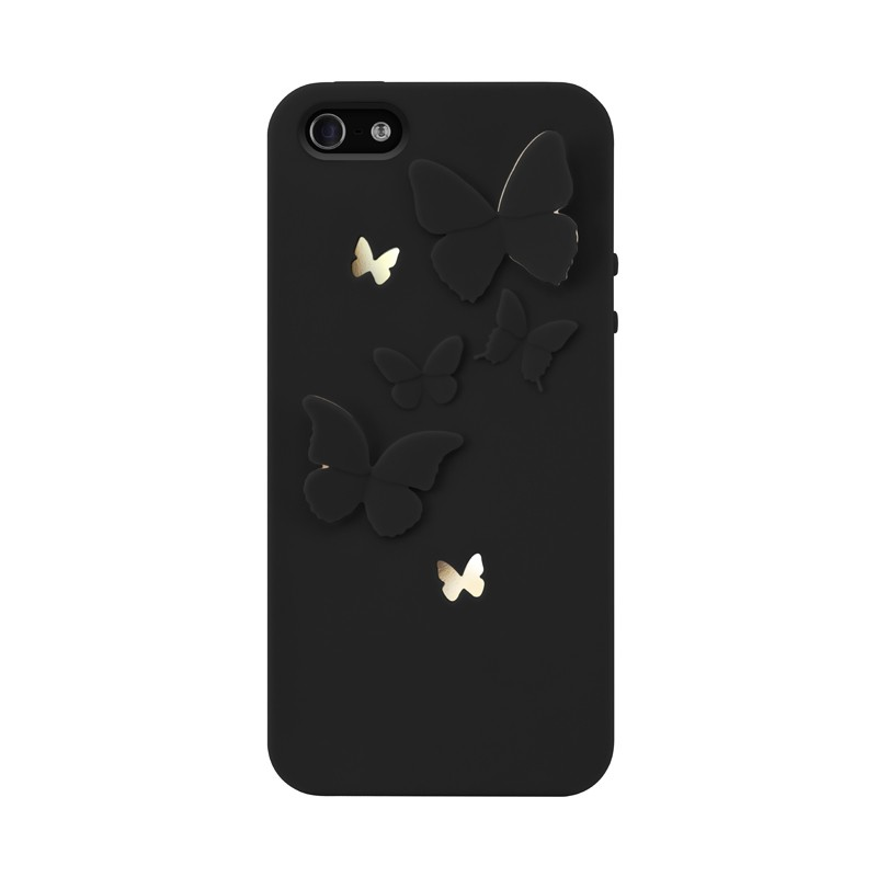 SwitchEasy Kirigami Butterfly Black - 1
