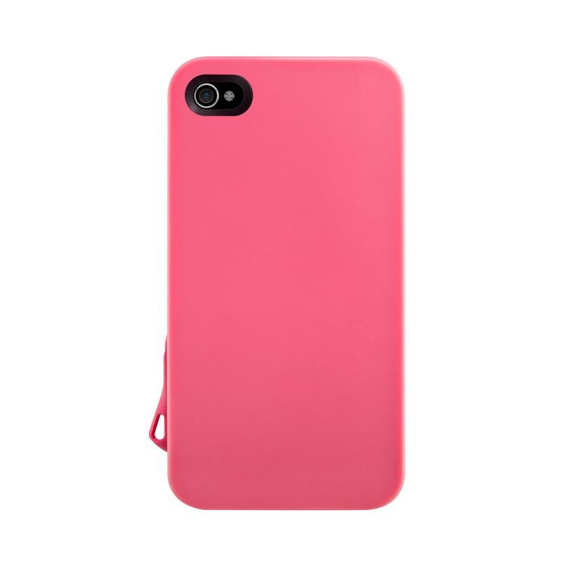 SwitchEasy Lanyard iPhone 4(S) Pink - 1