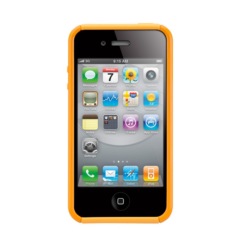 SwitchEasy Rebel iPhone 4(S) Yellow - 2