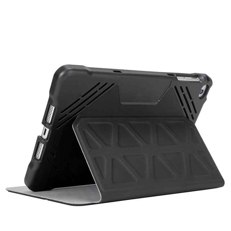 Targus - 3D Protection Case iPad mini (2019), iPad mini 4,3,2,1 Black 08