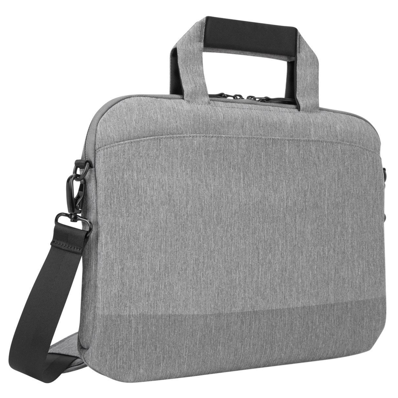 Targus CityLite Pro Slipcase 14 inch laptoptas Grijs 01