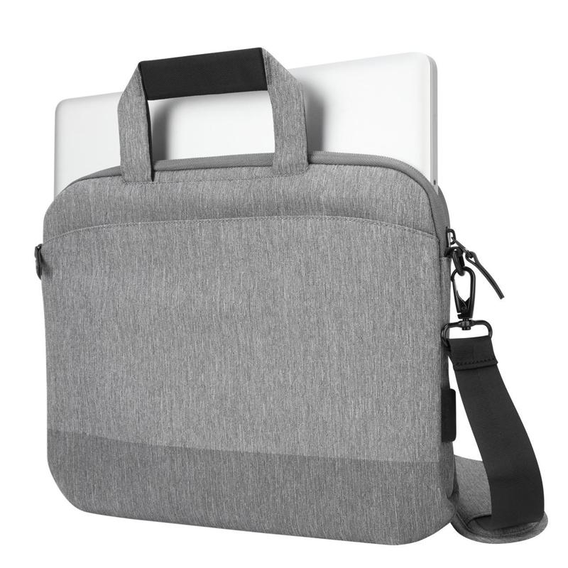 Targus CityLite Pro Slipcase 14 inch laptoptas Grijs 05