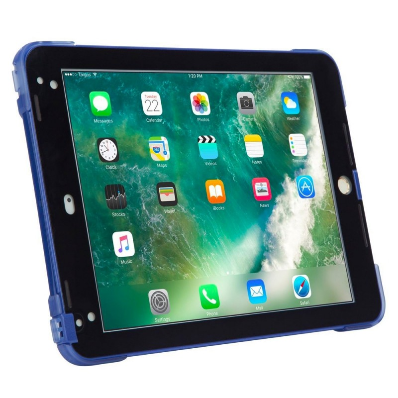 Targus SafePort Rugged Case iPad 9.7 (2017 / 2018) Blauw - 3