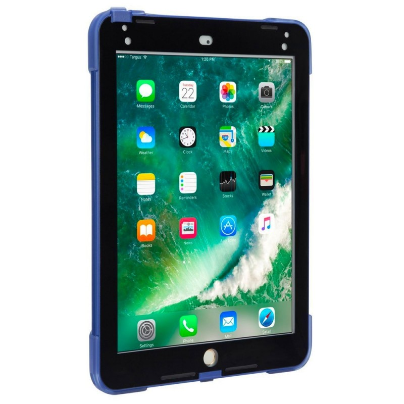 Targus SafePort Rugged Case iPad 9.7 (2017 / 2018) Blauw - 7