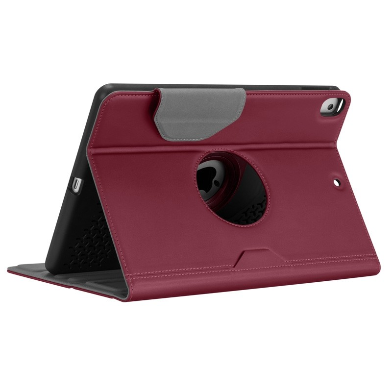 Targus Versavu iPad 10.2 / iPad Air 10.5 Burgundy - 9