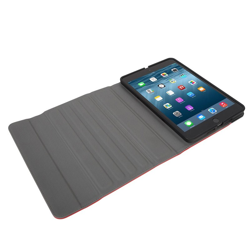 Targus - Versavu iPad mini (2019), iPad mini 4,3,2,1 Red 06