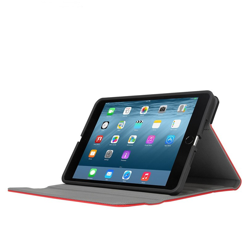 Targus - Versavu iPad mini (2019), iPad mini 4,3,2,1 Red 09