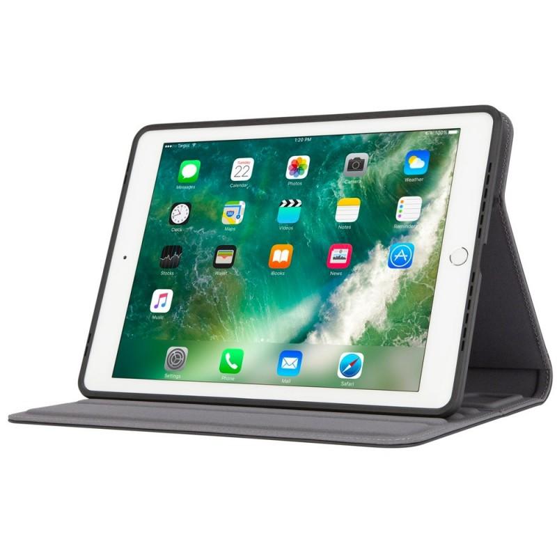 Targus Versavu Rotating Case iPad 9.7 (2017 / 2018) Zwart - 4