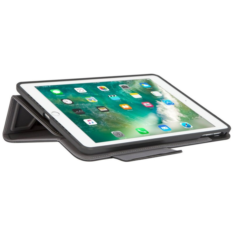 Targus Versavu Rotating Case iPad 9.7 (2017 / 2018) Zwart - 6