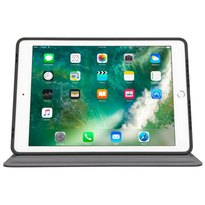 Targus Versavu Rotating Case iPad 9.7 (2017 / 2018) Zwart - 8