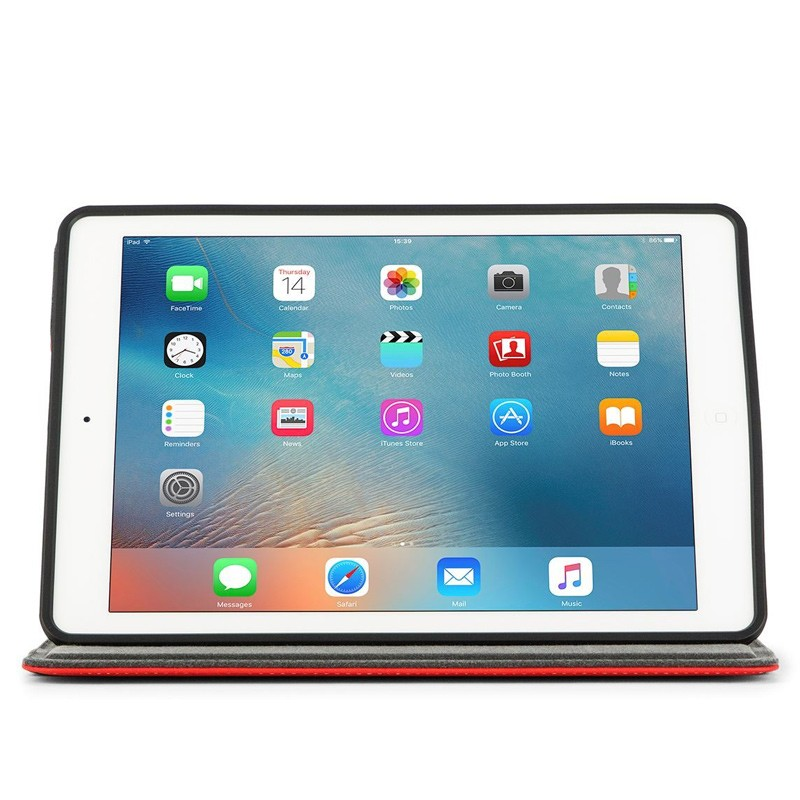 Targus - Versavu Case iPad (2017), iPad Pro 9,7, iPad Air 2 en iPad Air Red 07