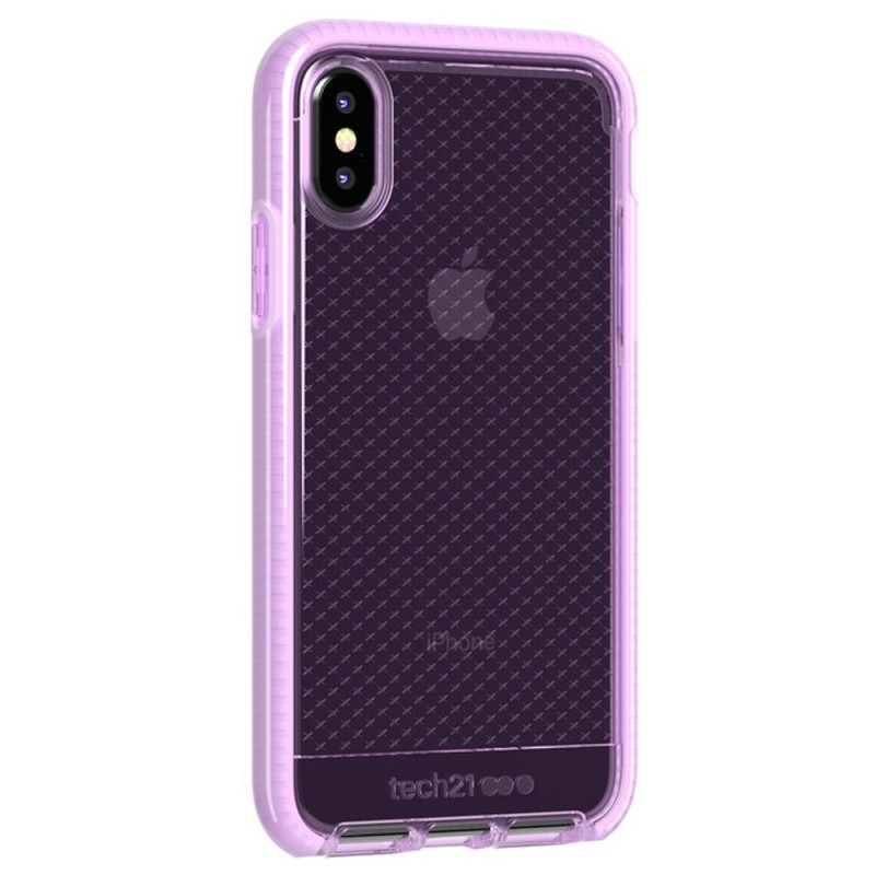 Tech21 Evo Check Case iPhone X/XS Orchid 01