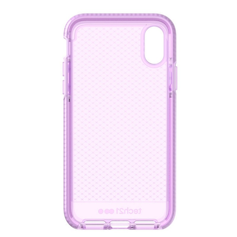 Tech21 Evo Check Case iPhone X/XS Orchid 07