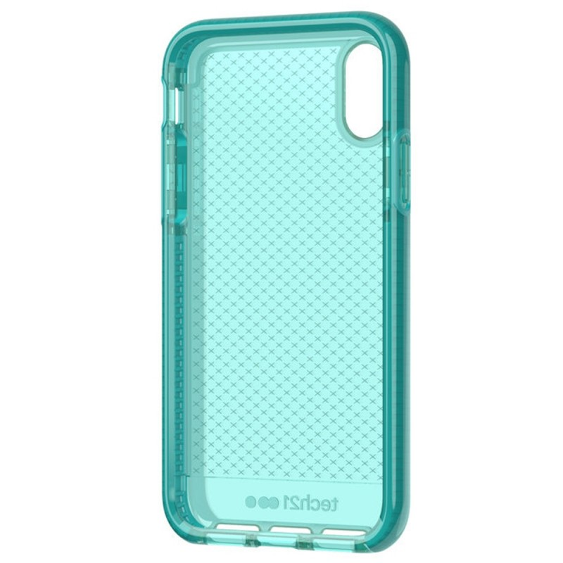 Tech21 Evo Check Case iPhone X/XS Turquoise 07