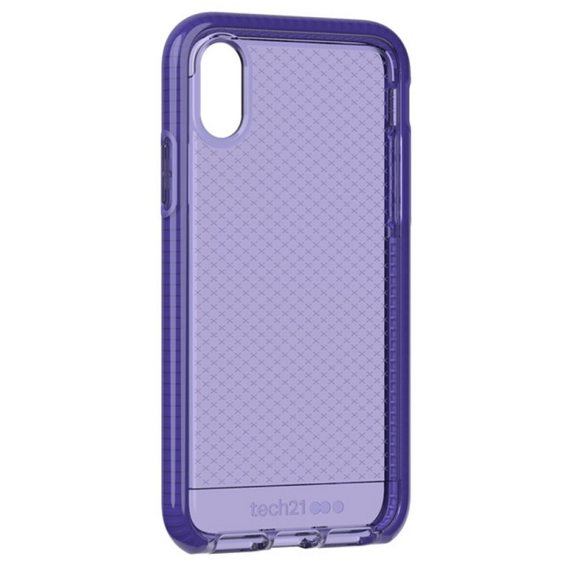 Tech21 Evo Check Case iPhone X/XS Violet 02