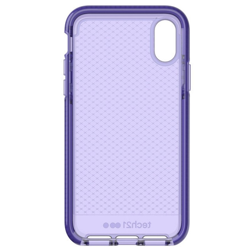 Tech21 Evo Check Case iPhone X/XS Violet 04