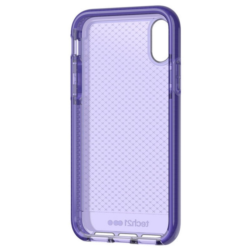 Tech21 Evo Check Case iPhone X/XS Violet 06