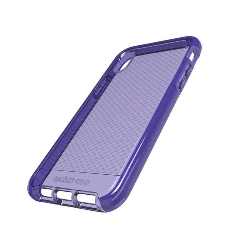 Tech21 Evo Check Case iPhone X/XS Violet 07