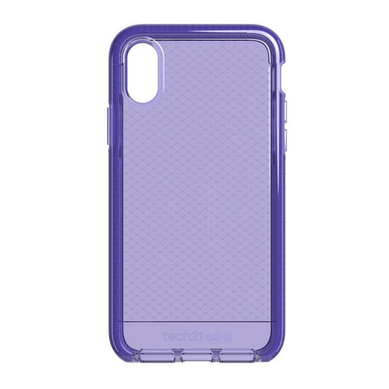 Tech21 Evo Check Case iPhone X/XS Violet 08