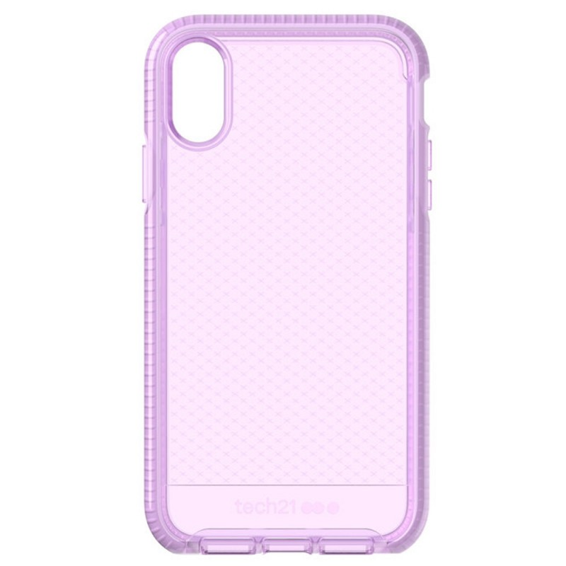 Tech21 Evo Check iPhone XR Hoesje Orchid 07