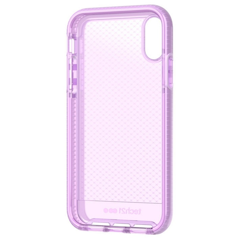 Tech21 Evo Check iPhone XR Hoesje Orchid 10