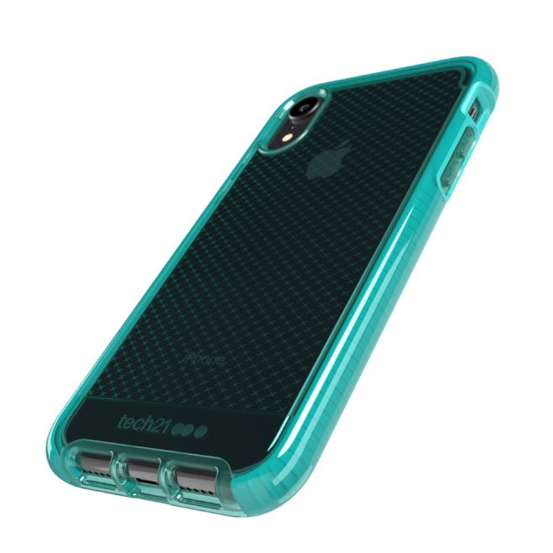 Tech21 Evo Check iPhone XR Hoesje Vert 03
