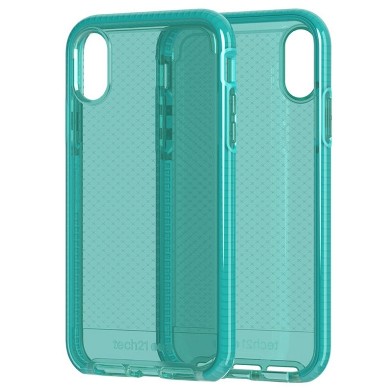 Tech21 Evo Check iPhone XR Hoesje Vert 05