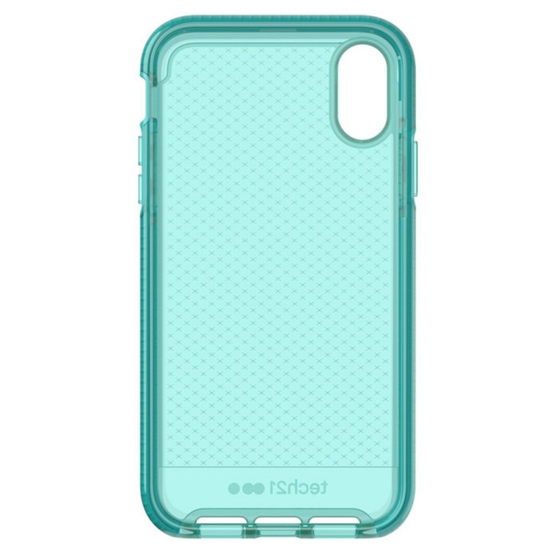 Tech21 Evo Check iPhone XR Hoesje Vert 08