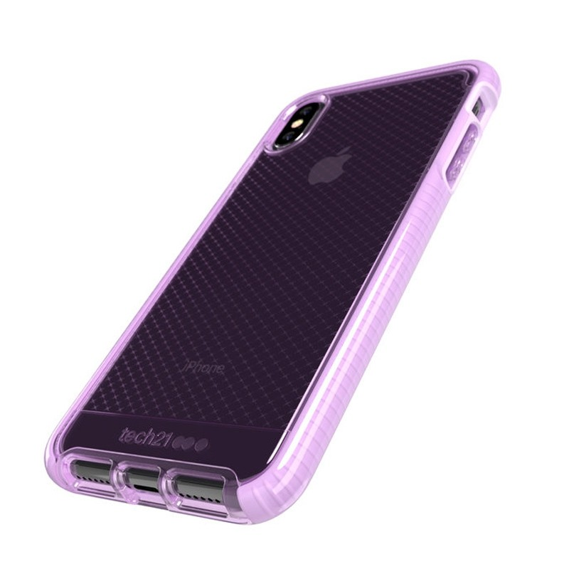 Tech21 Evo Check iPhone XS Max Hoes Orchid 03