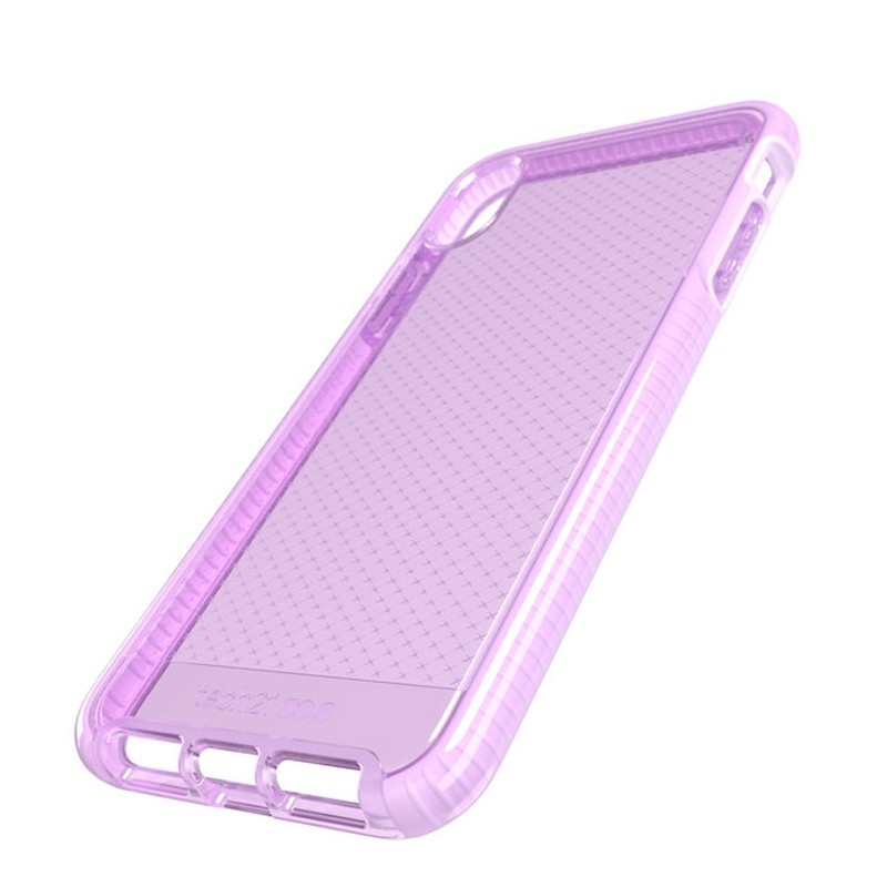 Tech21 Evo Check iPhone XS Max Hoes Orchid 06