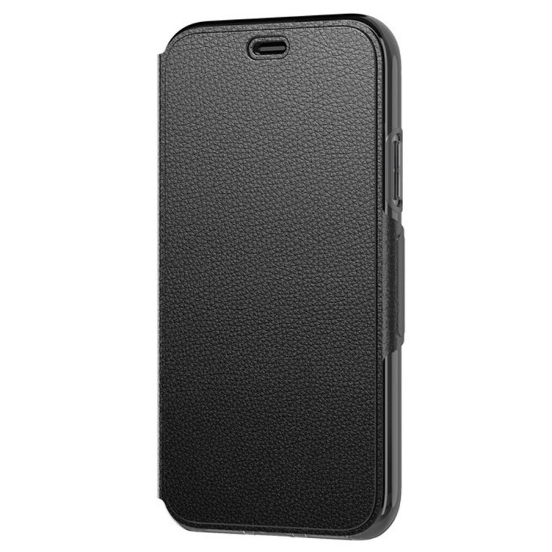 Tech21 Evo Wallet iPhone X/XS Hoes Zwart 01