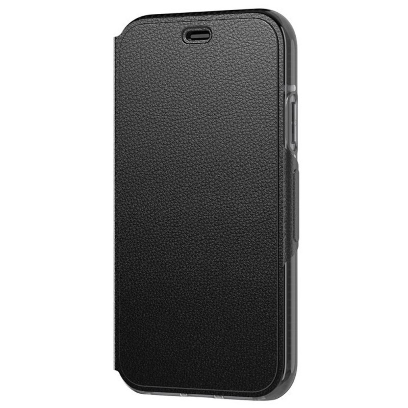 Tech21 Evo Wallet iPhone XR Case Zwart 01