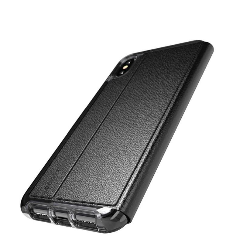 Tech21 Evo Wallet iPhone XS Max Hoesje Zwart 08