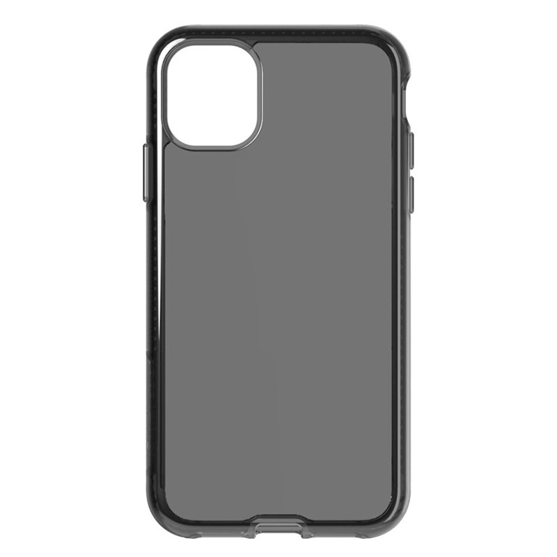 Tech21 Pure Clear iPhone 11 Pro Carbon - 1