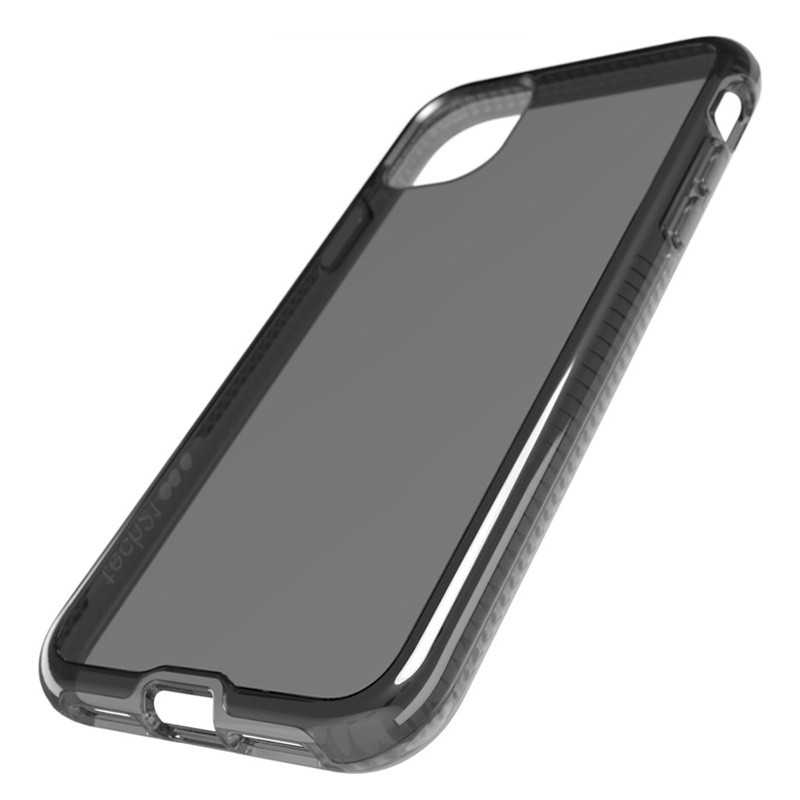Tech21 Pure Clear iPhone 11 Pro Max Carbon - 3