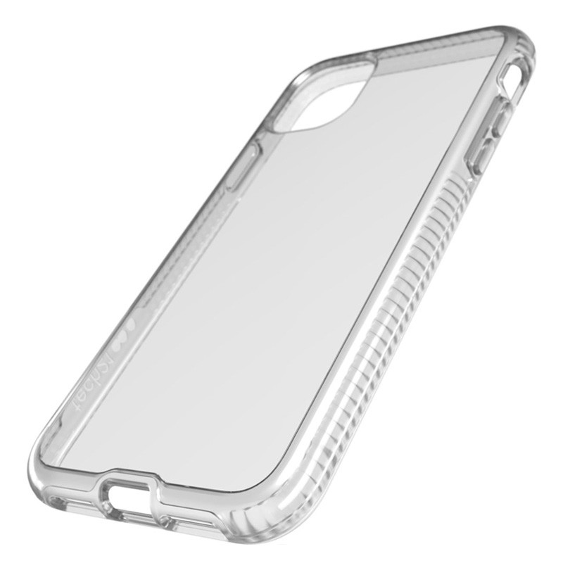 Tech21 Pure Clear Case iPhone 11 Transparant - 4