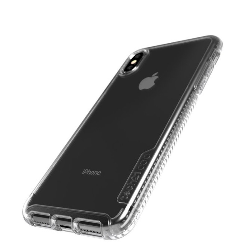Tech21 Pure Clear iPhone XS Max Case Transparant 03