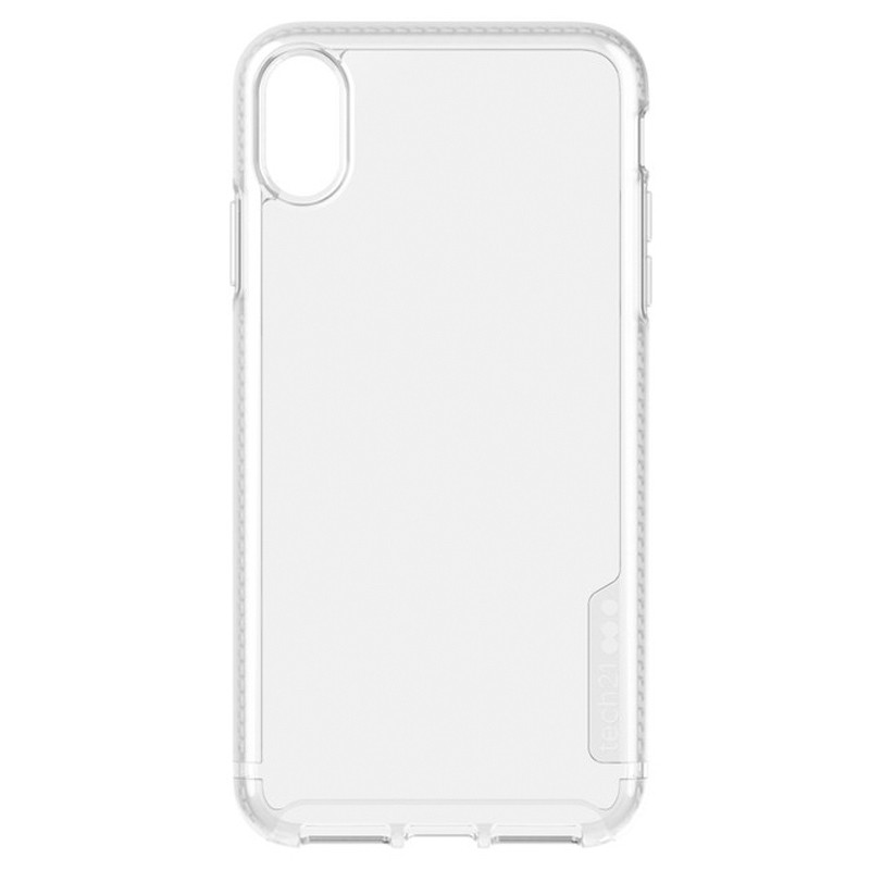 Tech21 Pure Clear iPhone XS Max Case Transparant 08