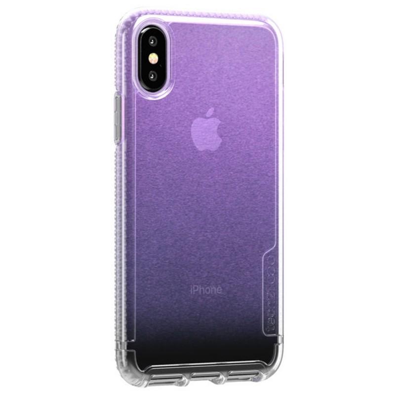 Tech21 Pure Shimmer Case iPhone X/XS Roze 01