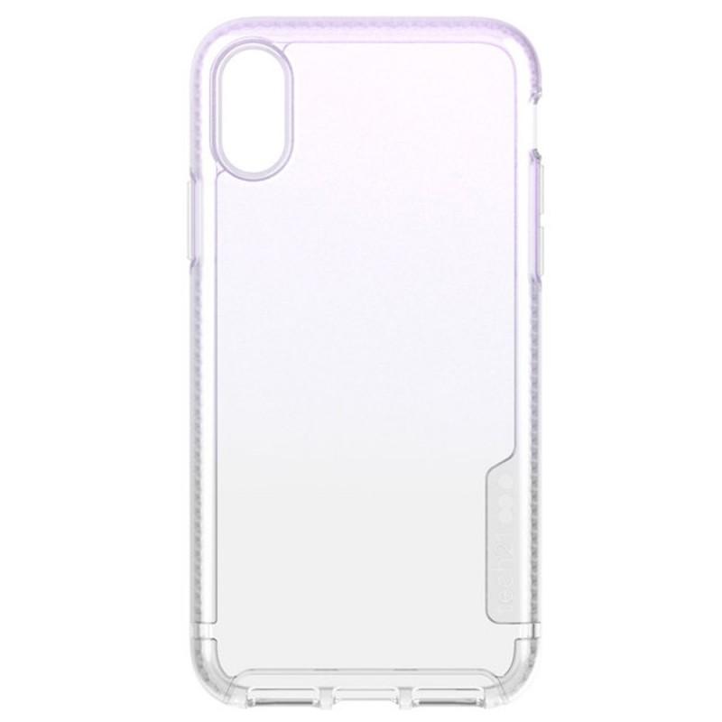 Tech21 Pure Shimmer Case iPhone X/XS Roze 04