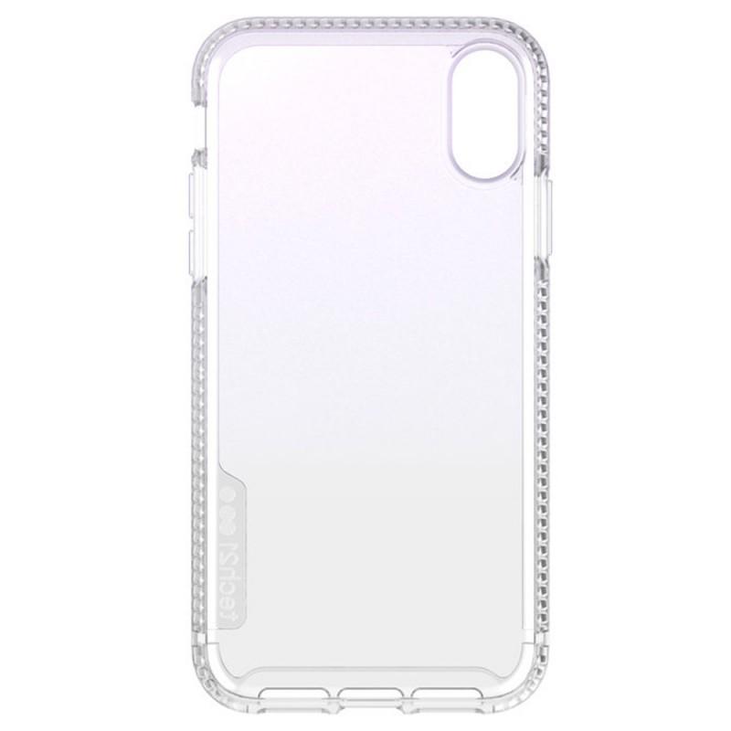 Tech21 Pure Shimmer iPhone XR Hoesje Roze Transparant 09