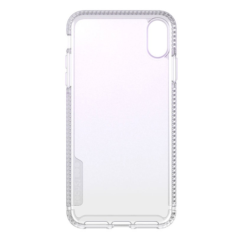 Tech21 Pure Clear iPhone XS Max Case Gradient Blue 07
