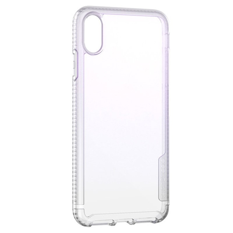 Tech21 Pure Clear iPhone XS Max Case Gradient Pink 04