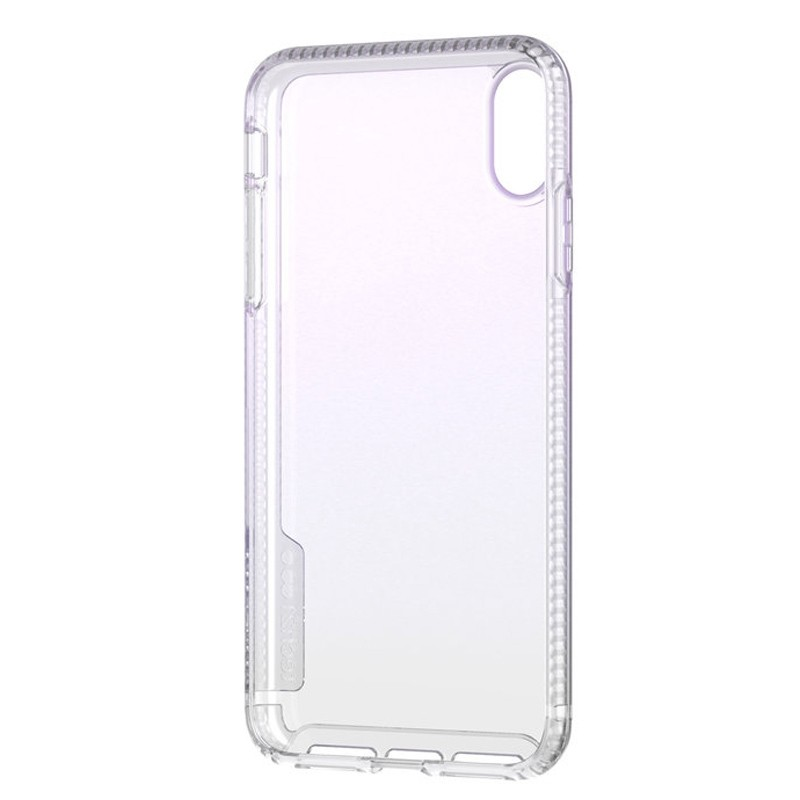 Tech21 Pure Clear iPhone XS Max Case Gradient Pink 06