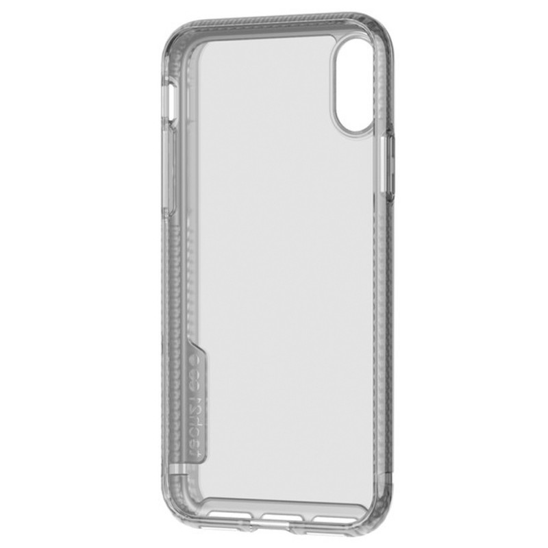 Tech21 Pure Tint iPhone X/XS Case Carbon Clear 04