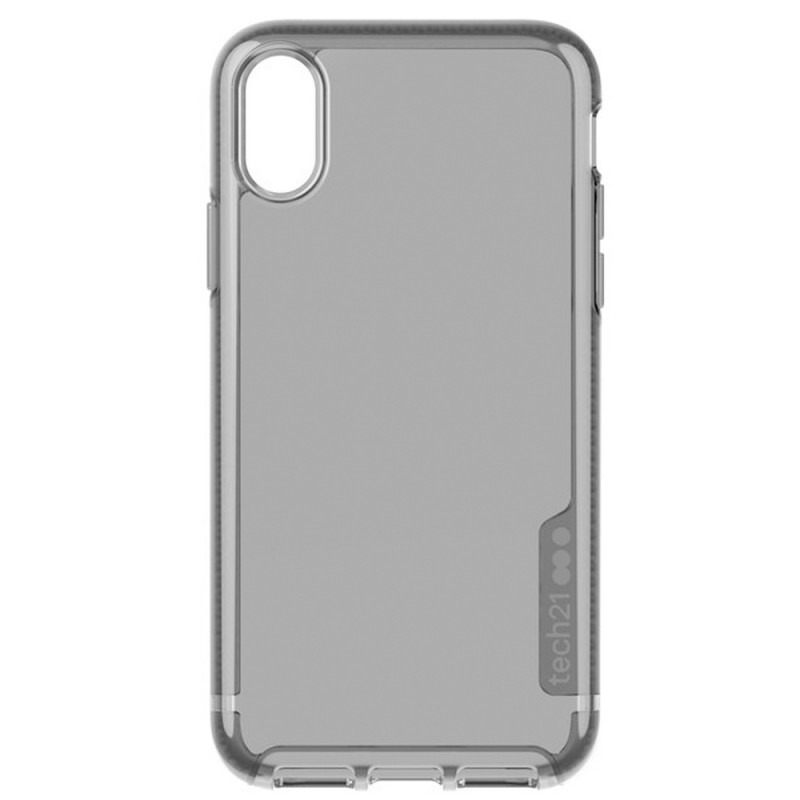 Tech21 Pure Tint iPhone X/XS Case Carbon Clear 07